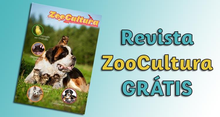 Revista ZooCultura Grátis