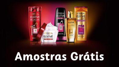 Amostras Grátis L'Oréal Elvive
