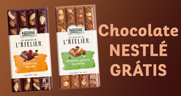 Photo of Chocolate Nestlé Grátis