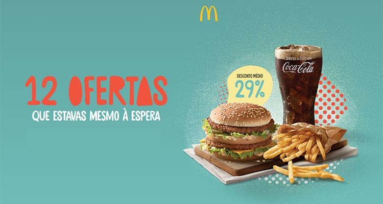 Photo of Cupões McDonald's até Abril 2018