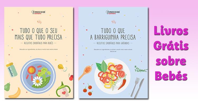 Photo of Livros Grátis sobre Bebés