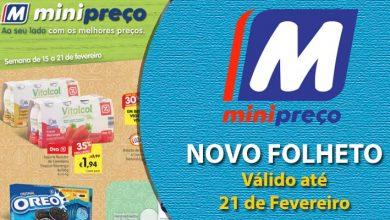 Folheto Minipreço até 21-02-2017