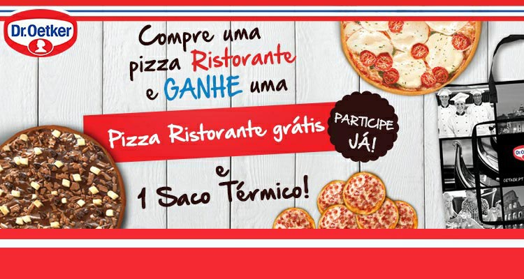 Photo of Ganha 1 Pizza e 1 Saco Térmico