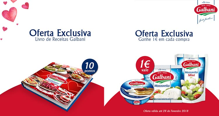 Photo of Ofertas Exclusivas Clube Galbani