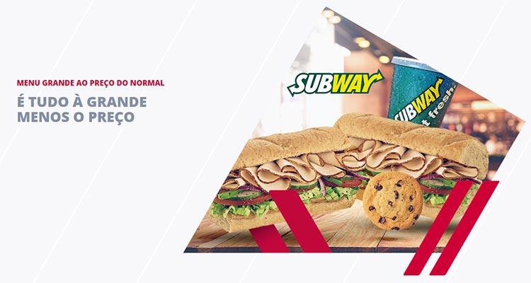 Promoção Yorn Subway