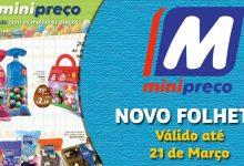 Folheto Minipreço até 21-03-2018