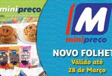 Folheto Minipreço até 28-03-2018