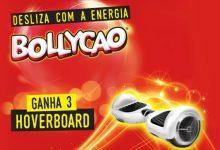 Ganha Hoverboards Bollycao