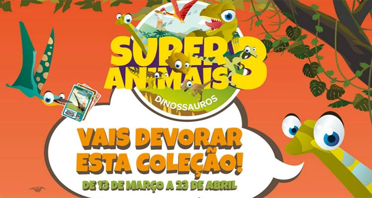 Photo of Super Animais 3 no Pingo Doce