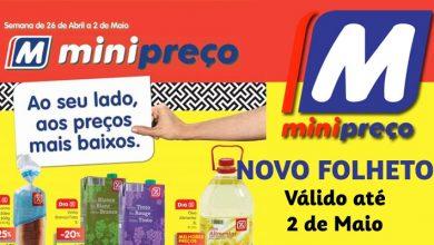 Folheto Minipreço até 02-05-2018