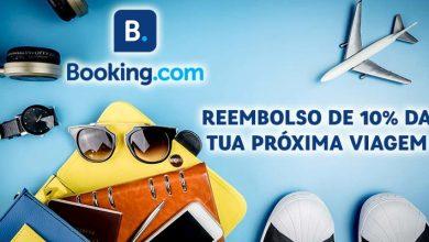 Reembolso Booking de 10%