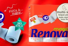Renova 4D Paper 25% de Desconto