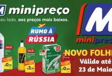 Folheto Minipreço até 23-05-2018