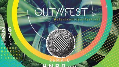 Ganha 1 Passe Duplo para o Out Fest 2018