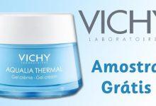 Amostra Grátis Aqualia Thermal da Vichy