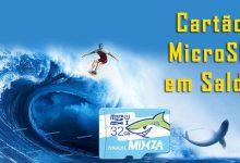 Oportunidade: Cartão MicroSD Barato