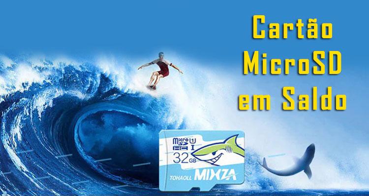 Photo of Oportunidade – Cartão MicroSD 32GB