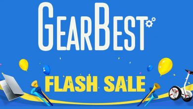 Flash Sale Especial Gearbest