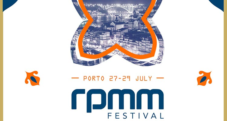 Ganha Bilhetes RPMM Festival Porto 2018