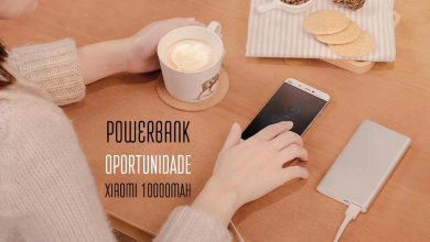 Oportunindade - Powerbank Xiaomi