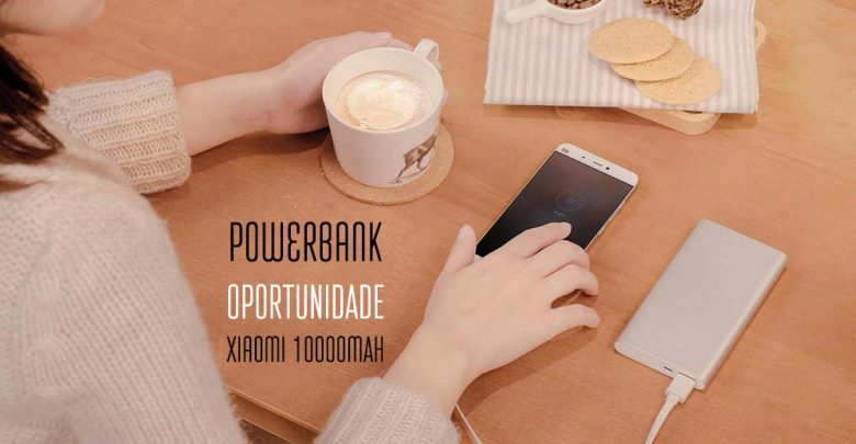 Photo of Oportunidade – Powerbank Xiaomi