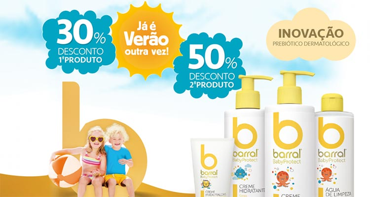 Photo of Promoção de Verão Barral