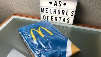 Recebido - Toalha de Praia McDonald's
