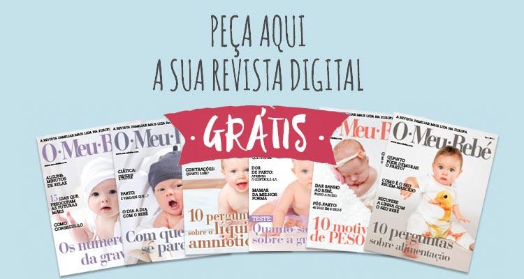 Photo of O Meu Bebé – Revista Grátis