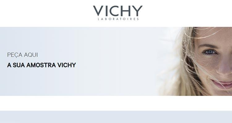 Amostras Grátis Vichy