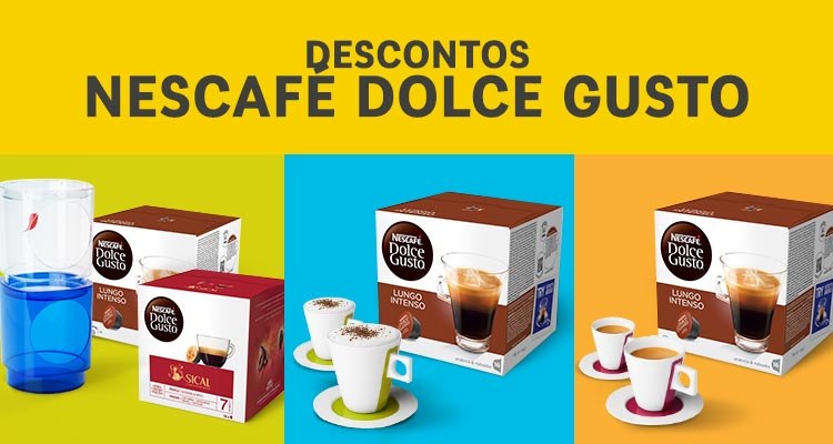 Photo of Descontos Dolce Gusto Setembro 2018