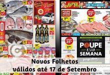 Folhetos Pingo Doce e Continente até 17-08-2018