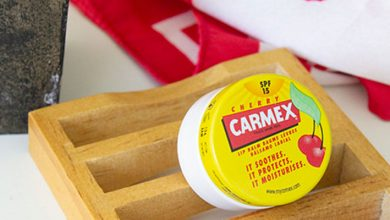 Ganha 1 Lip Balm Carmex Cherry