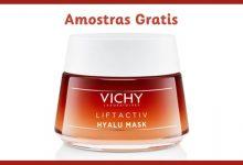 Amostra Grátis Vichy Hyalu Mask
