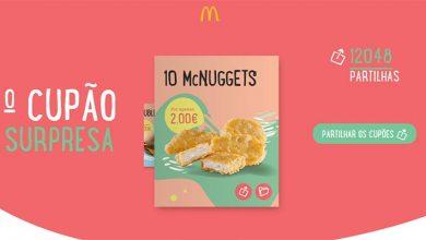Cupões de Desconto da McDonald's