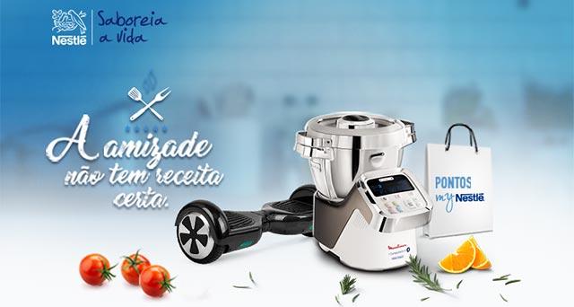 Passatempo Nestlé Moulinex
