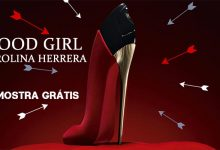 Amostra Gratis Perfume Good Girl Carolina Herrera