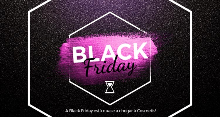 Black Friday Cosmetis