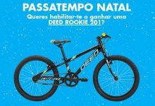 Ganha 1 Bicicleta Deed Rookie