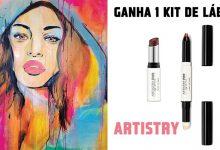 Ganha 1 Kit de Lábios Artistry