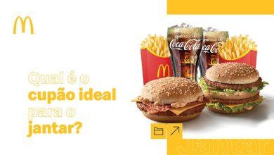 Cupões McDonalds Março 2019