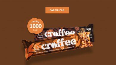 Ganha Barras de Cereais com Café Crofee