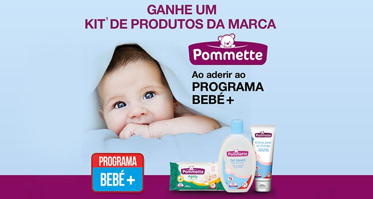 Photo of Programa Bebé + Poupança Intermarché