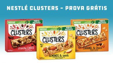 Prova Grátis Nestlé Clusters