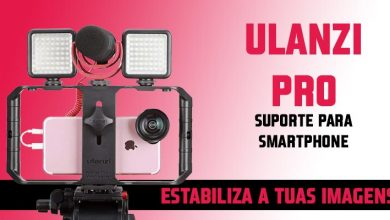 Ulanzi Pro - Suporte para Smartphone