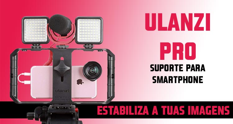 Photo of Ulanzi Pro – Suporte para Smartphone