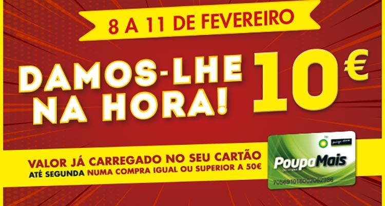 10 Euros Pingo Doce