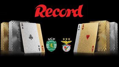 Baralhos de Cartas Grátis Sporting e Benfica