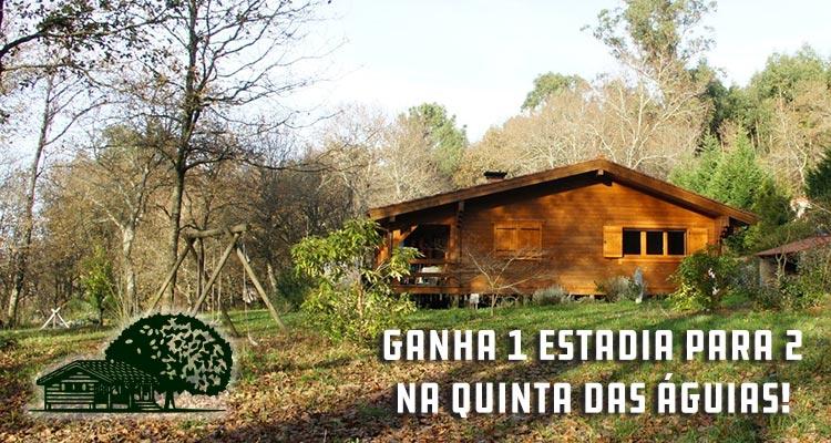Photo of Ganha 1 Estadia na Quinta das Águias
