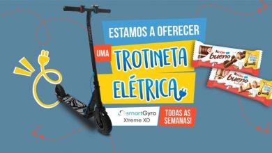 Ganha 1 Trotineta Eléctrica