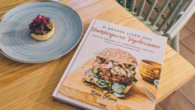Photo of Ganha 1 Livro sobre Hambúrgueres Vegetarianos